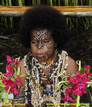 Papua New Guinea 101 - Girl from Koje