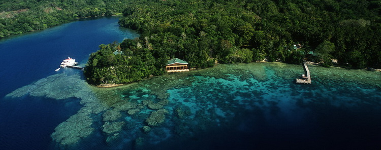 Diving Milne Bay Province - Tawali Dive Resort