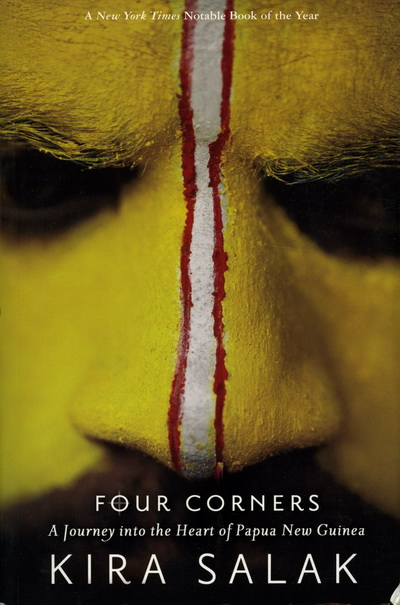 Is it safe to go to Papua New Guinea - Kirra Salak's excellent Four Corners