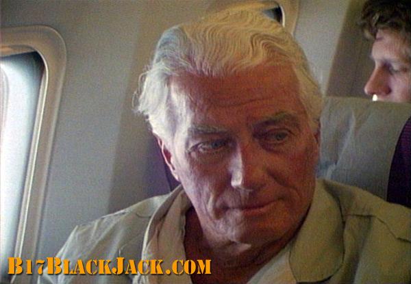 History of the B-17F Black Jack Wreck - Ralph DeLoach on his return to Boga Boga