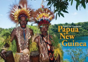 Papua New Guinea Survival Guide - X-Ray magazine Expect the Unexpected article
