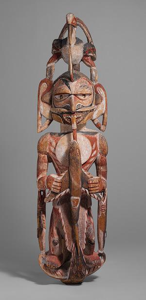 Malagan Carvings