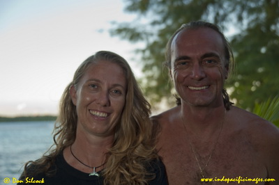 Kavieng Dive Operators & Logistics - Dietmar and Ange Amon
