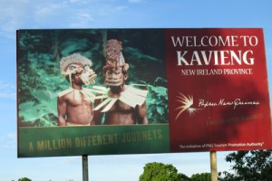 Welcome to Kavieng