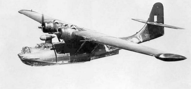 Catalina Wreck - A WWII RAAF Catalina