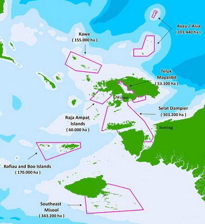 Diving Indonesia: The Marine Protected Areas of Raja Ampat