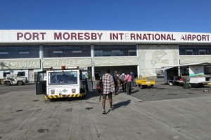 Port Moresby Airport