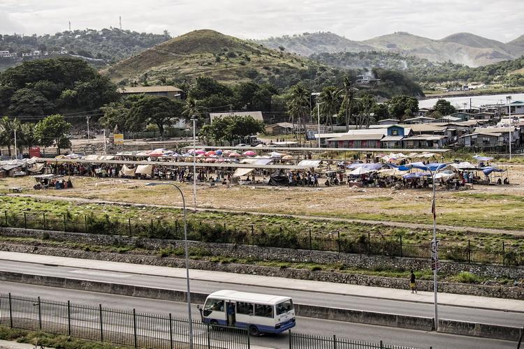 Koki Stilt Village - Port Moresby's Koki Market