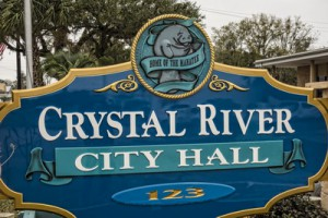 Crystal River – Home of the Manatee