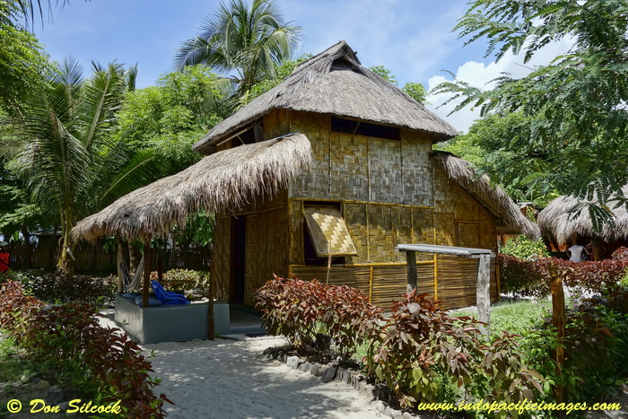 Places to stay on Atauro Island - Some of the accommodation at Barry's Lodge