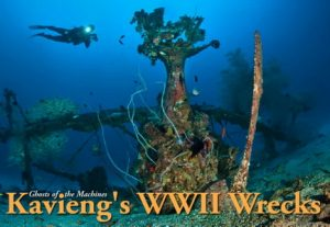 Kavieng's WWII Wrecks