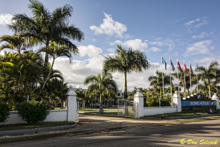 Tongan Logistics - Scenic hotel near Fuaʻamotu International Airport in Tonga