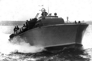 Guide to Diving Tufi - Patrol Torpedo boat 67 (PT67) in WWII