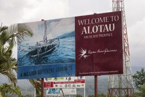 Diving Milne Bay - Welcome to Alotau