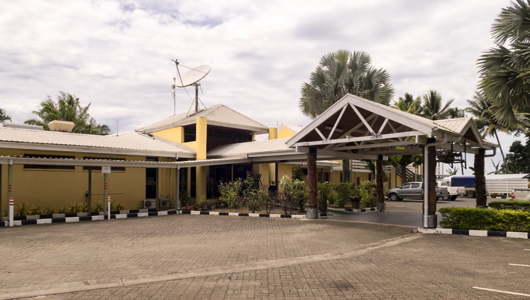 Milne Bay Province Logistics - Alotau International Hotel