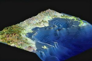 TNC_Kimbe Bay_Bathymetric_300