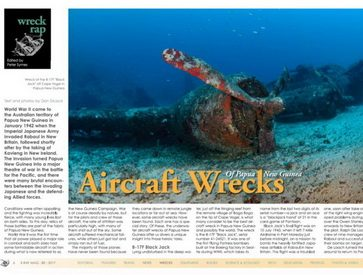 Aircraft Wrecks of Papua New Guinea