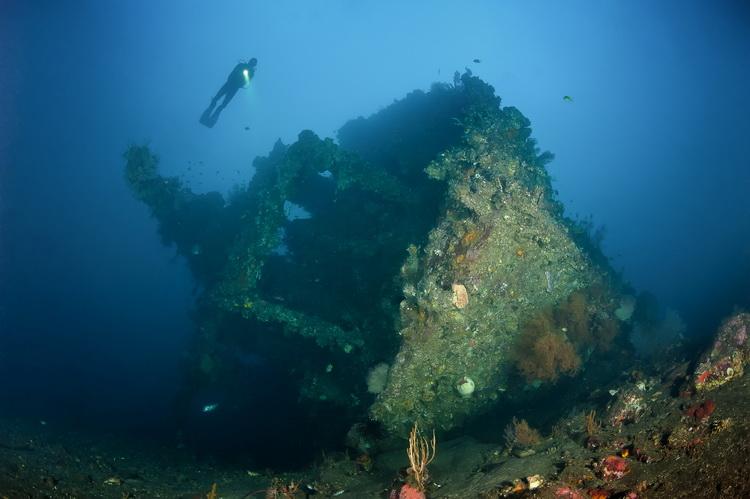 Liberty wreck