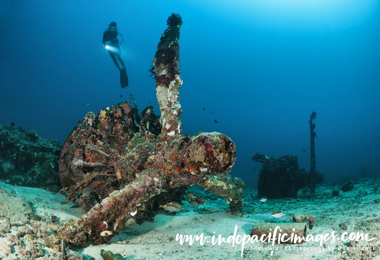 Best Aircraft Wreck Dives in PNG