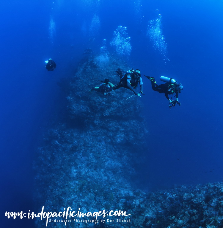 Diving the Witu Islands