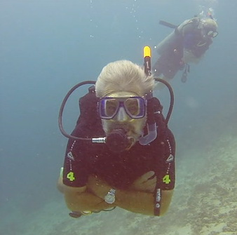 Diving Port Moresby