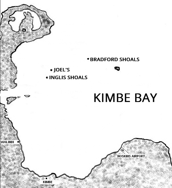 Kimbe Bay Seamounts