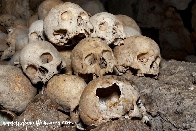 Tawali Skull Caves