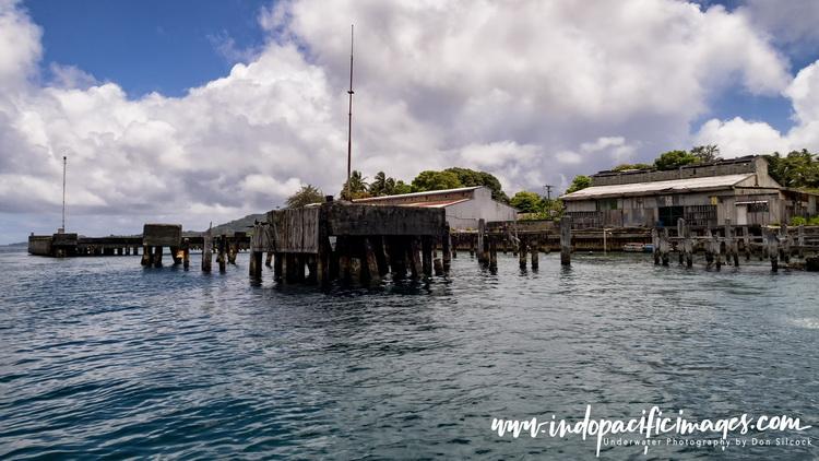 Samarai Island Jetty