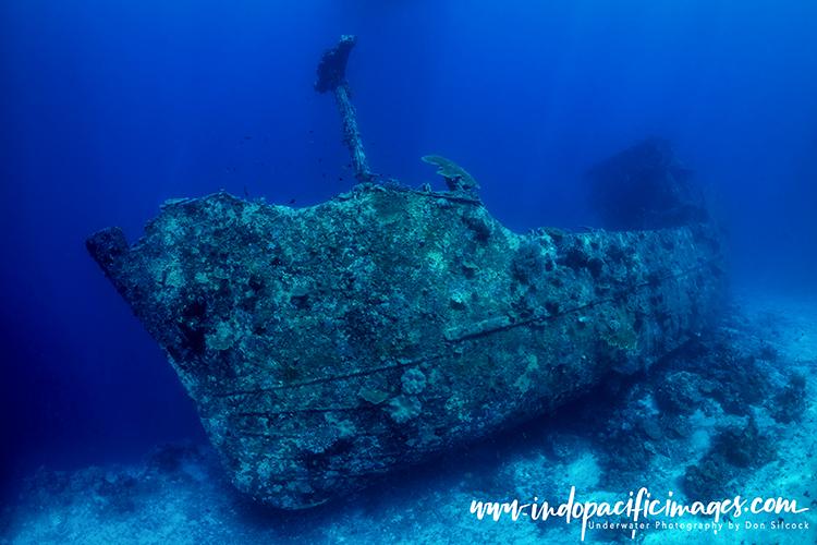Diving Rabaul