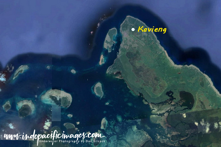 Diving Kavieng