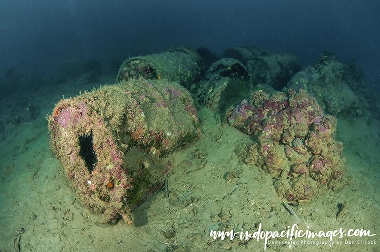 Tufi WWII PT Boat Wrecks