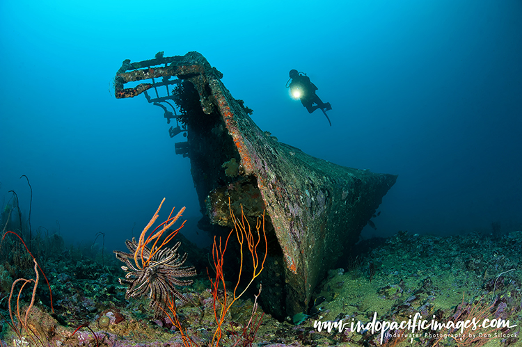 Diving New Ireland Province